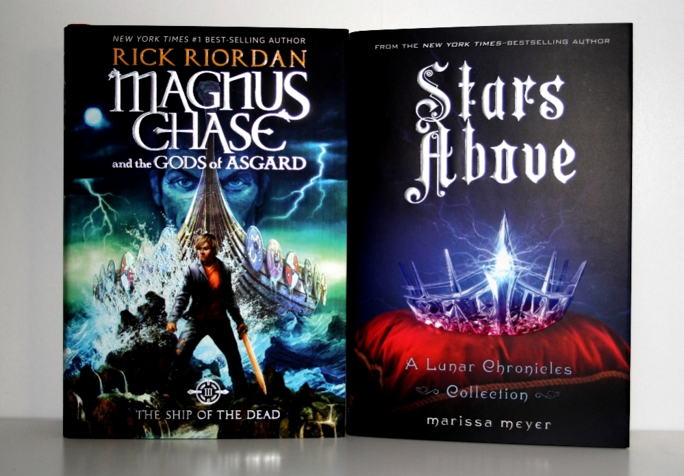 Magnus Chase and the Gods of Asgard 03 & Stars Above
