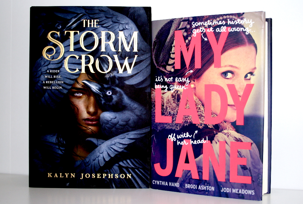 The Storm Crow & My Lady Jane