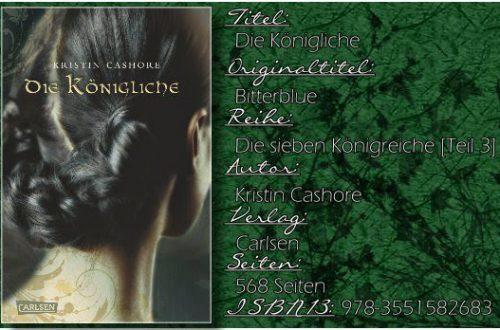 Die sieben Königreiche 03 - Die Königin von Kristin Cashore
