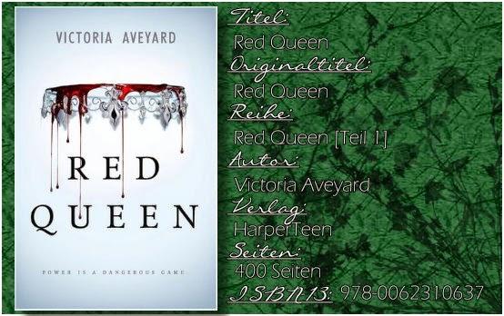 Red Queen von Victoria Aveyard