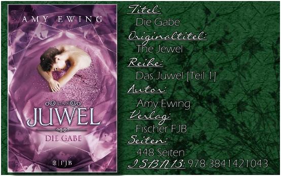 Das Juwel 01 - Die Gabe von Amy Ewing