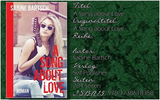 A Song about Love von Sabine Bartsch