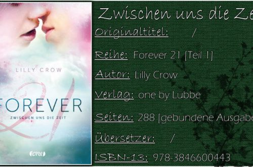 Forever 21 - Zwischen uns die Zeit von Lilly Crow