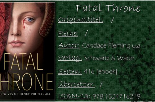 Fatal Throne - The Wives of Henry VII Tell All
