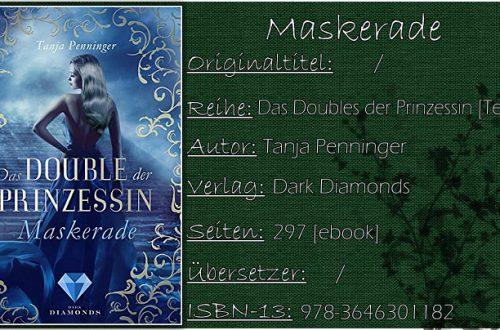 Das Double der Prinzessin 01 - Maskerade
