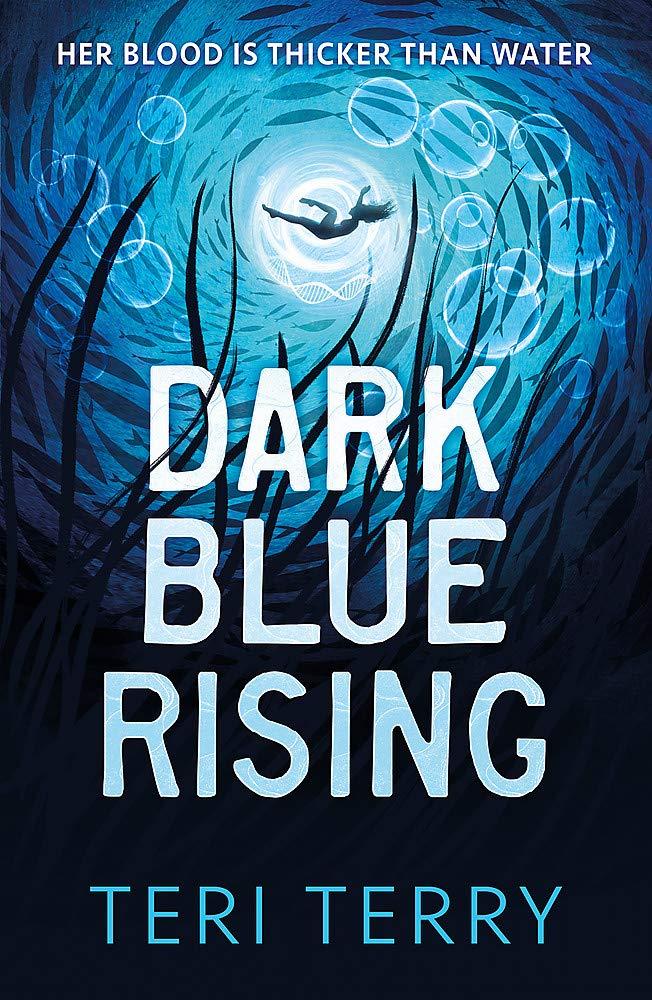 Dark Blue Rising von Teri Terry