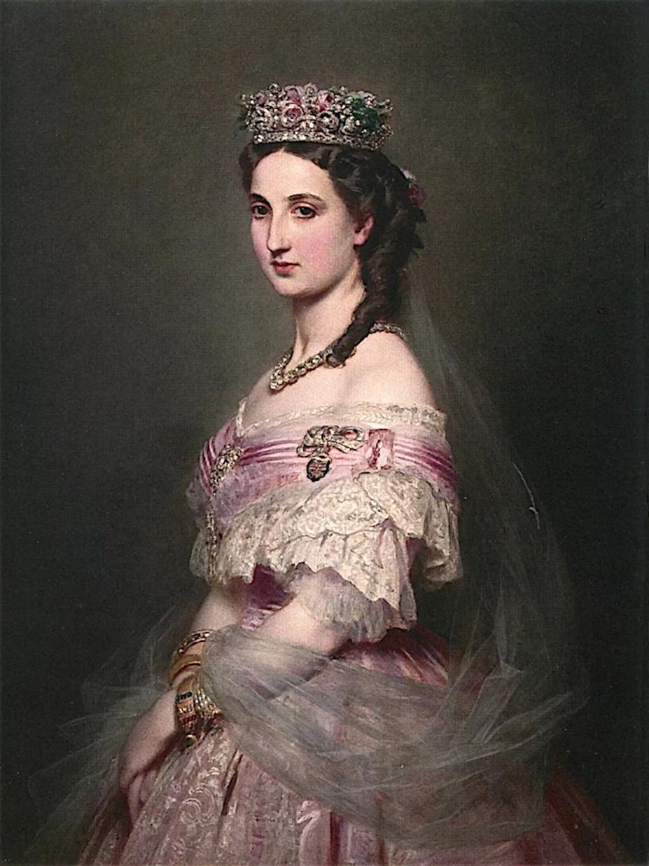 Kaiserin Charlotte von Mexiko