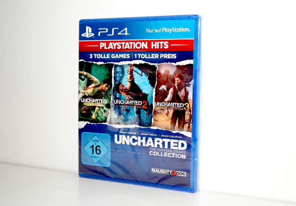 Uncharted 1-3