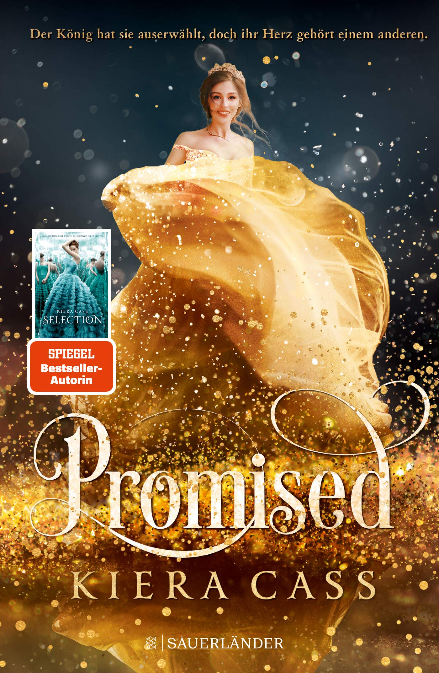 Promised von Kiera Cass (The Betrothed)