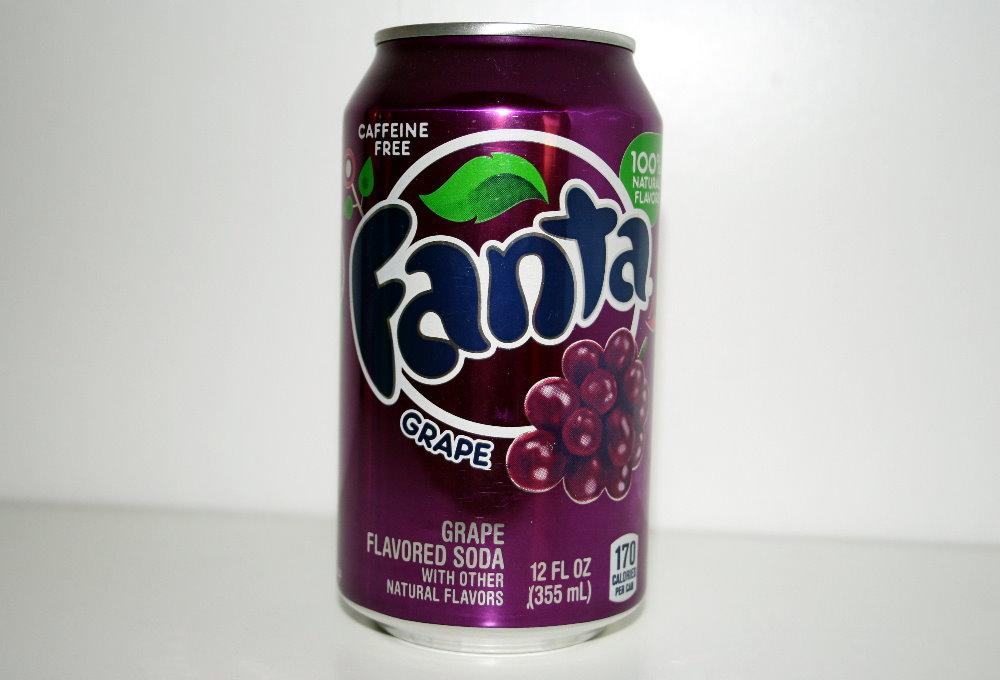 Fanta Grape / Weintraube