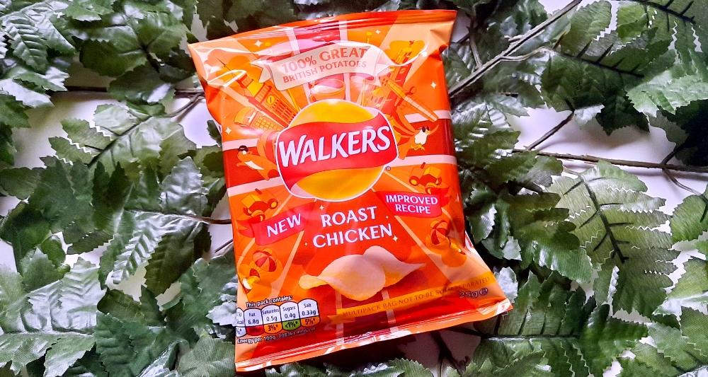 Walkers Roast Chicken Chips