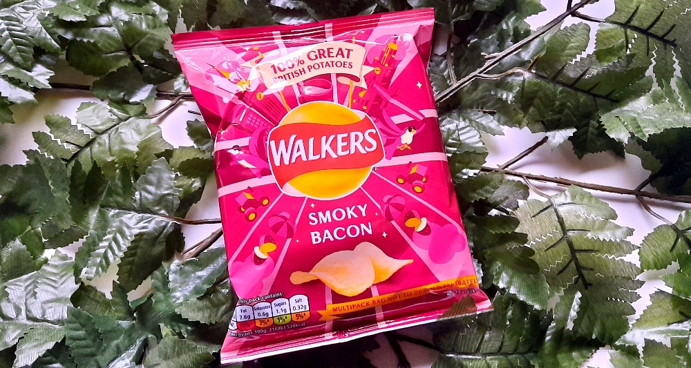 Walkers Smoky Bacon Chips