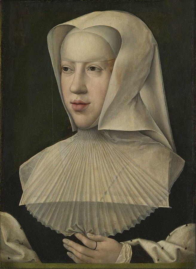 Margarete von Österreich Portrait