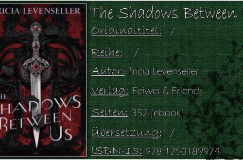 The Shadows Between Us von Tricia Levenseller