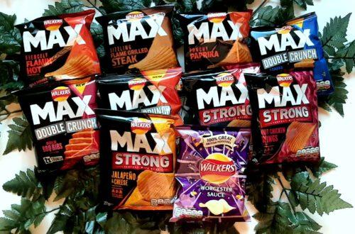 Walkers Chips Taste Test 2 Übersicht