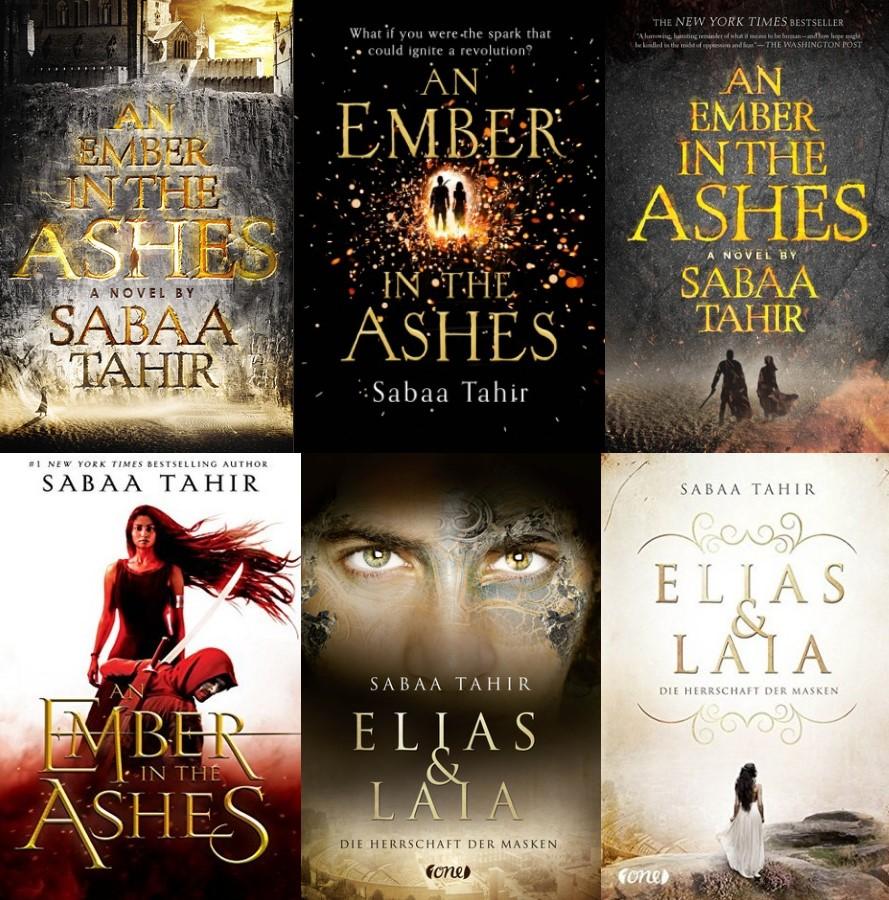 An Ember in the Ashes aka Elias & Laia 01 - Die Herrschaft der Masken von Sabaa Tahir