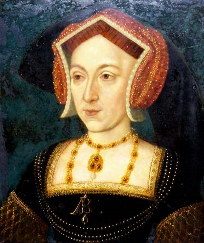 Anne Boleyn Porträt