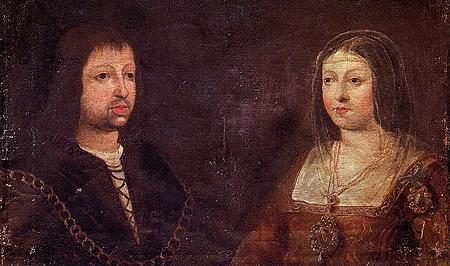 Ferdinand von Aragon und Isabella von Kastilien