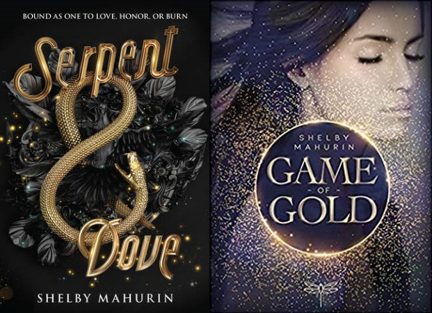Serpent and Dove aka Game of Gold von Shelby Mahurin