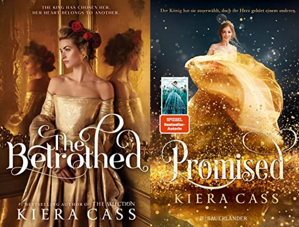 The Betrothed aka Promised von Kiera Cass
