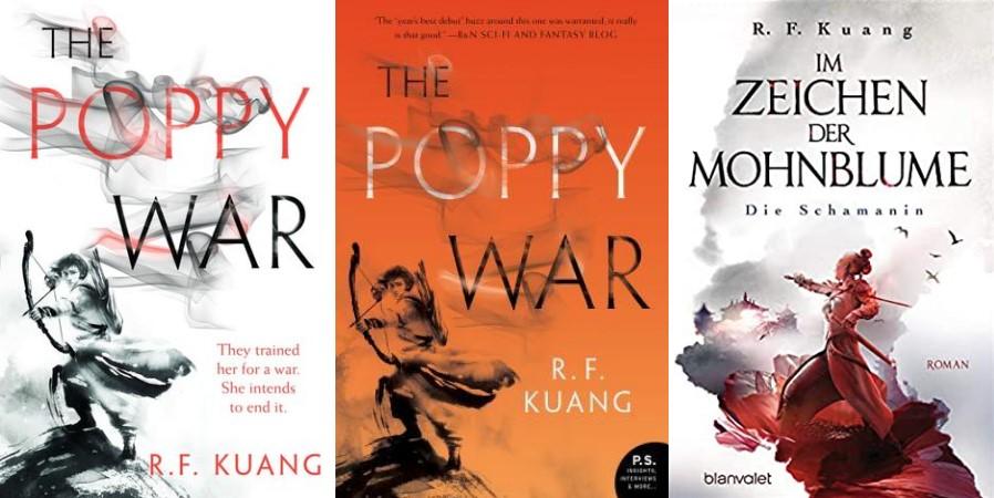 The Poppy War aka Im Zeichen der Mohnblume 01 - Die Schamanin von R.F. Kuang