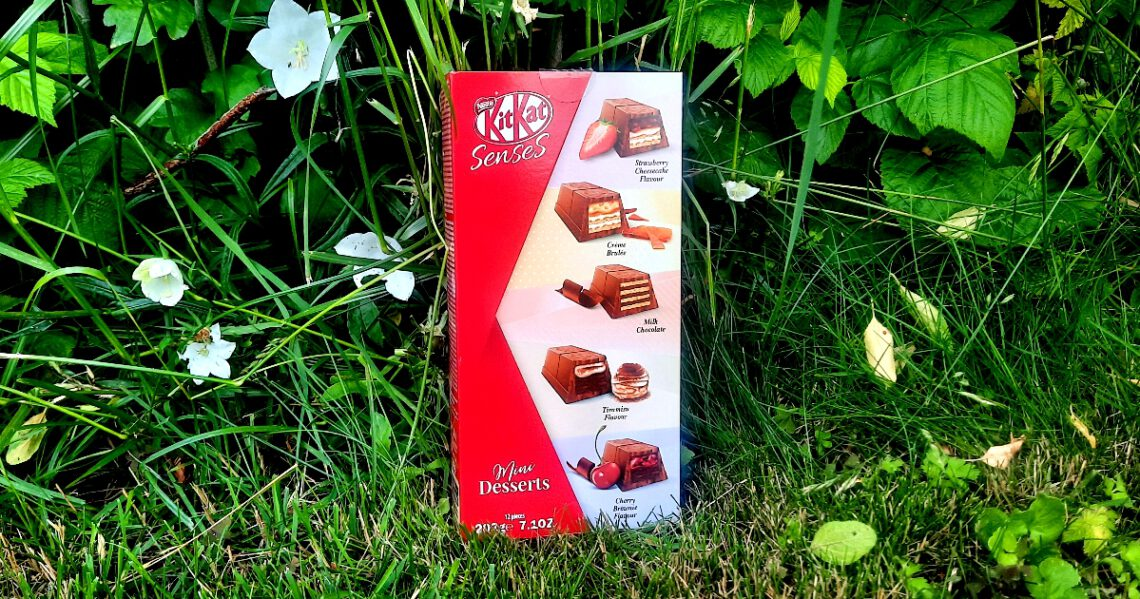 KitKat Senses Mini Desserts Collection