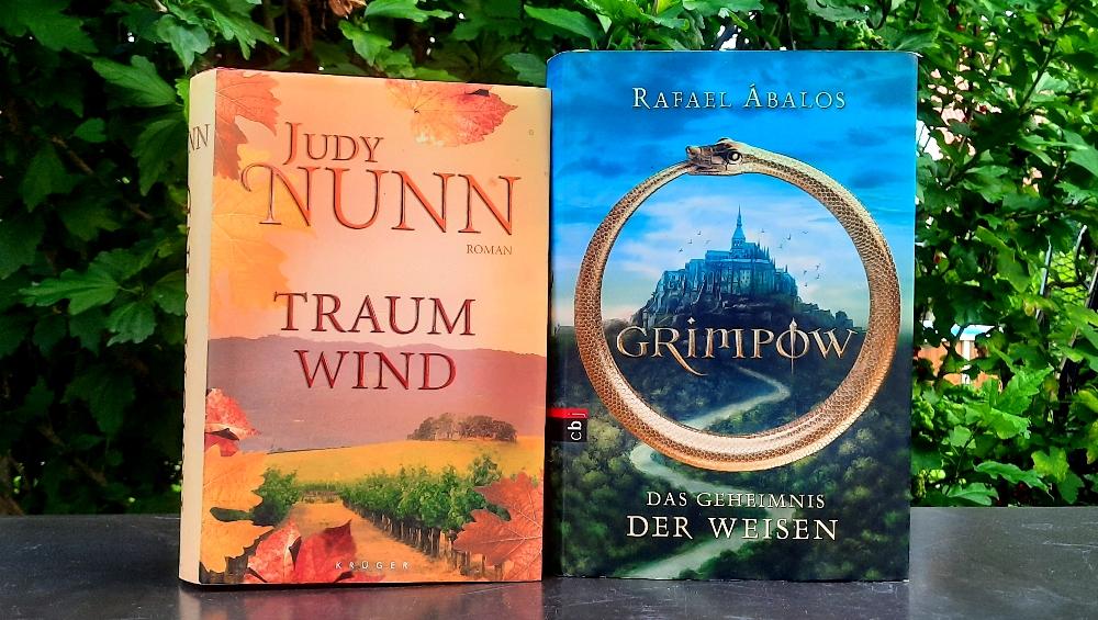 Traumwind von Judy Nunn & Grimpow - Das Geheimnis der Weisen von Rafael Abalos