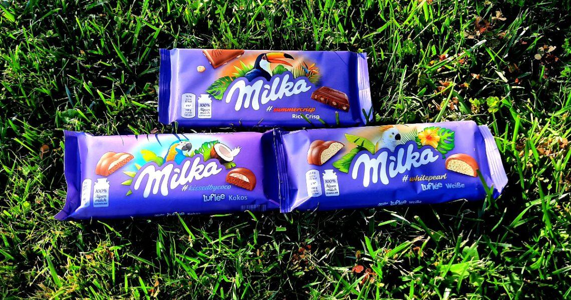 Milka Sommersorten 2020