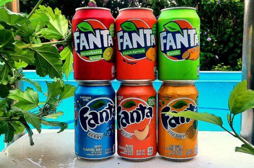 Fanta Taste Test 02 - Banner