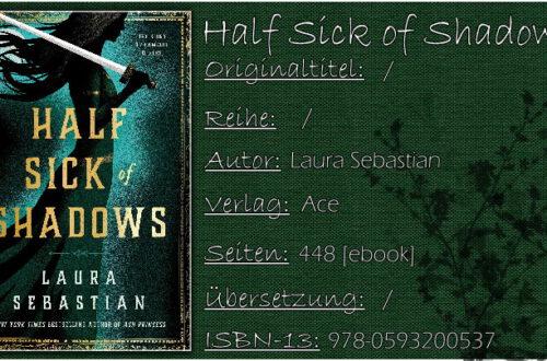 Half Sick of Shadows von Laura Sebastian